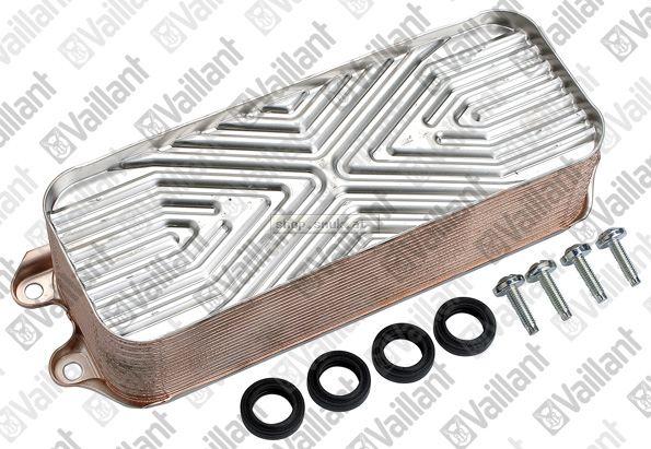 Vaillant Wärmetauscher 20 Platten Swep (8059178973)