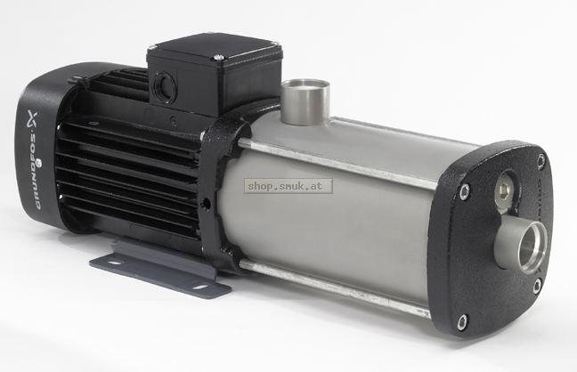 GRUNDFOS Horizontale Kreiselpumpe CM5-8 A-R-I-E-AQQE FAAN 3x400V 2,2kW (98717944)