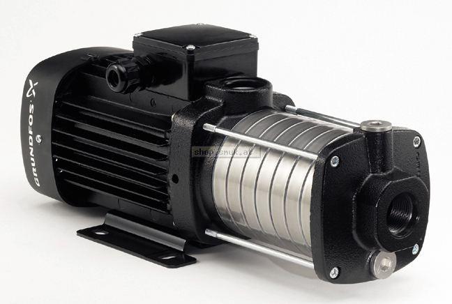 GRUNDFOS Horizontale Kreiselpumpe CM5-8 A-R-A-E-AQQE FAAN 3x400V 2,2kW (98816609)
