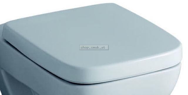 WC-Sitz RENOVA Nr. 1 PLAN mit Deckel (0364400WE)