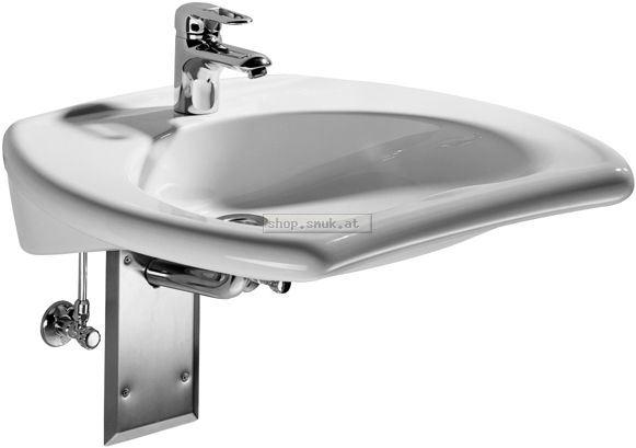 Waschtisch VITALIS Gr.65 o.Ueberlauf (01690WE65)
