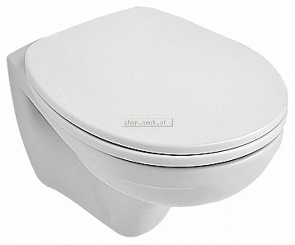 Wand-Tiefspülklosett OMNIA compact (01529WE)