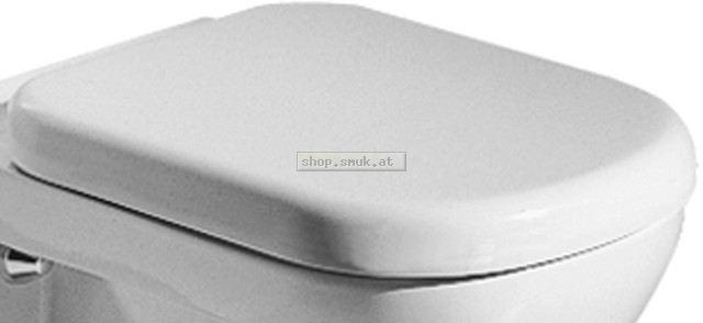 WC-Sitz RENOVA NR.1 PLAN mit Deckel weiß (03645WE)