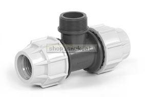 PLASSON-T-Stueck Typ 7840 (30808203)