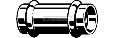 Profipress-Muffe Kupfer Nr.2415 (3476612)