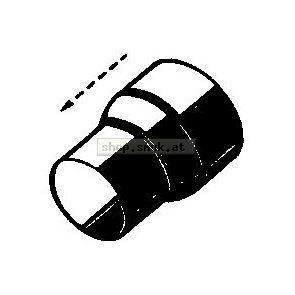 Edelstahl Rauchrohr-Reduzierung (79231513)