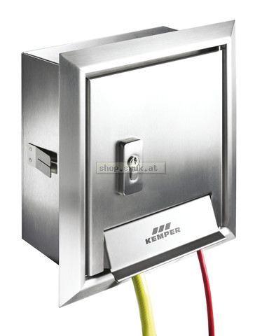 KEMPER Mini-Tresor W-Einbauschr.m.Geräte (2110801500)