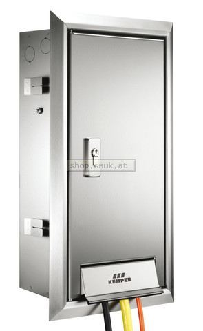 KEMPER Tresor W-Einbausch.f.chlorhaltige (2140801500)