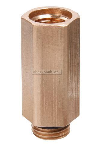 KEMPER Verlängerung aus Rotguss 35 mm (J61094730000600)