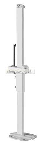 Kermi Standkonsole teilbar, innenliegend Fertigbodenmont. BH 600, 900 und 954mm (ZB01460002)