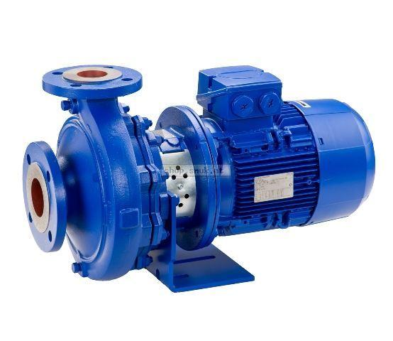 KSB Blockp Etabloc 080-065-200 GG10 18,5 kW, 2900 1/min, IE3 (48230235)