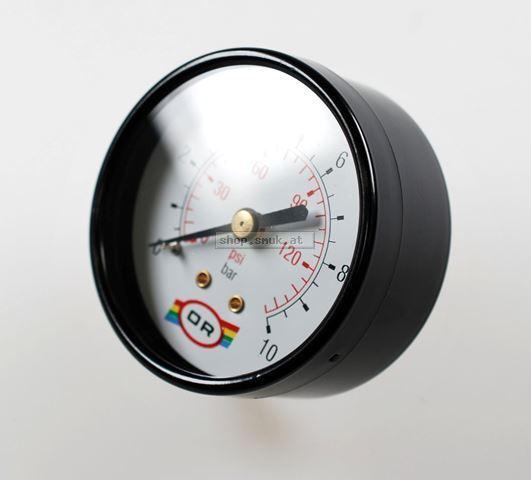 """RK Manometer 10 bar 1/4"""" (1106719)"""