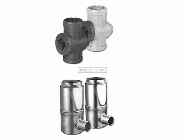 Roth Fallrohrfilter Titanzink/Metall (1135006662)
